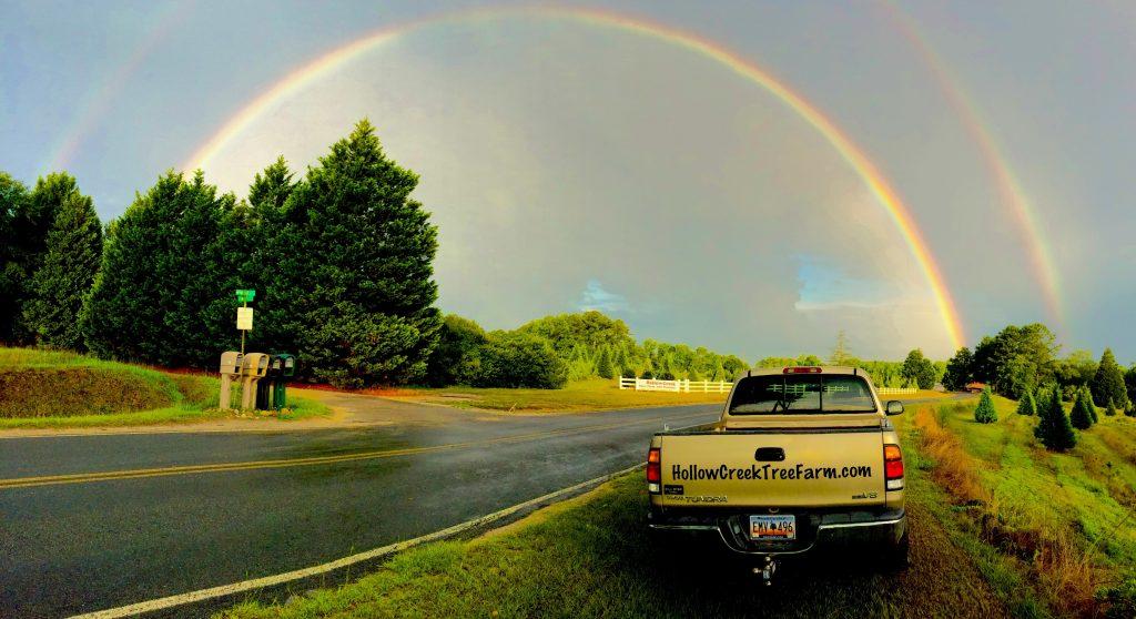 FarmScape Rainbow Truck