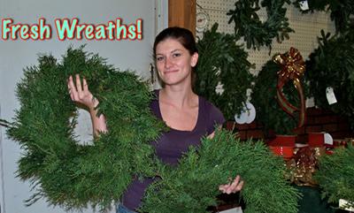 wreaths small